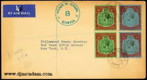 philatelic cover