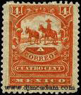 Mexico postage stamp