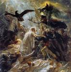 Ossian Receiving Ghosts